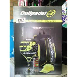 BULLPADEL PACK SONAR